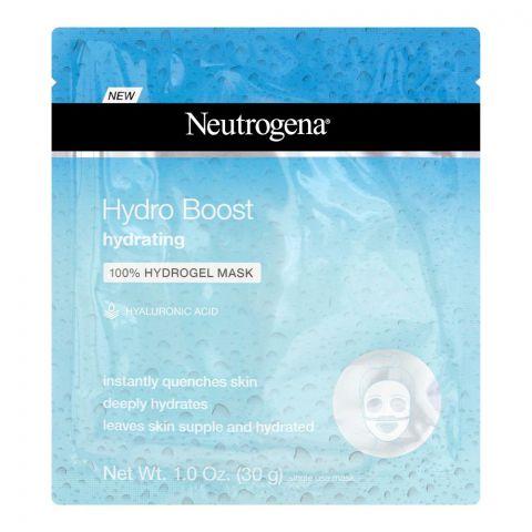 Neutrogena Hydro Boost Hydrating 100% Hydrogel Face Mask, 30g