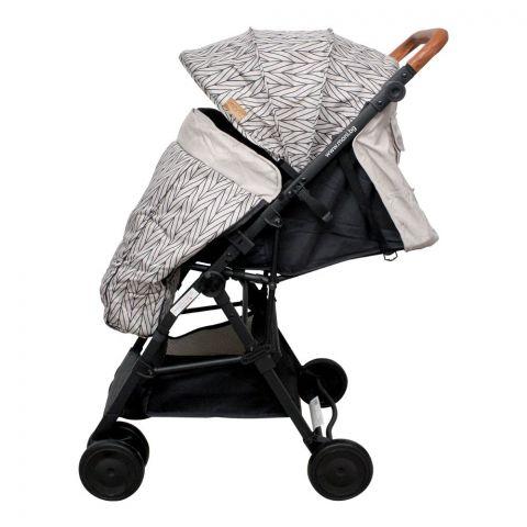 Moni Baby Stroller, Beige, X2