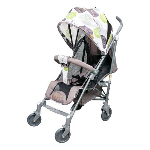 Care Me Baby Stroller, Green, KMS-666