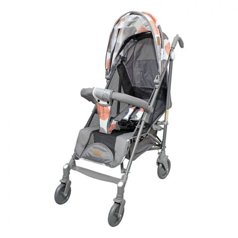 Care Me Baby Stroller, Orange, KMS-666
