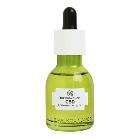 The Body Shop CBD Restoring Facial Oil, 30ml