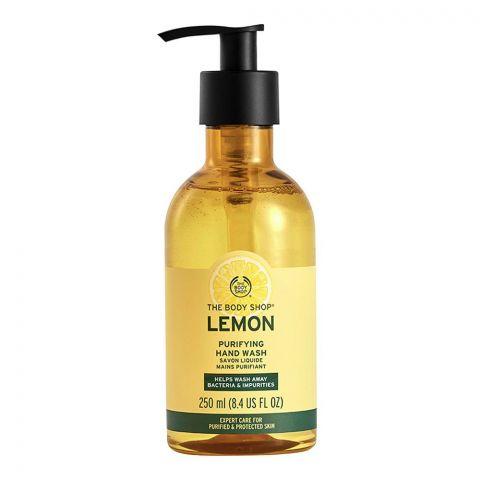 The Body Shop Lemon Purifying Hand Wash, 250ml