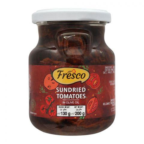 Fresco Sundried Tomatoes In Olive Oil, 200g