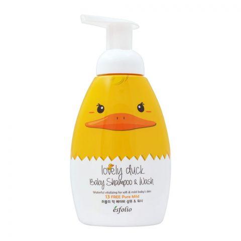Esfolio Lovely Duck Baby Shampoo & Wash, 430ml