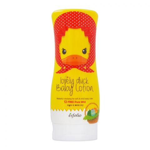 Esfolio Lovely Duck Baby Lotion, 250ml