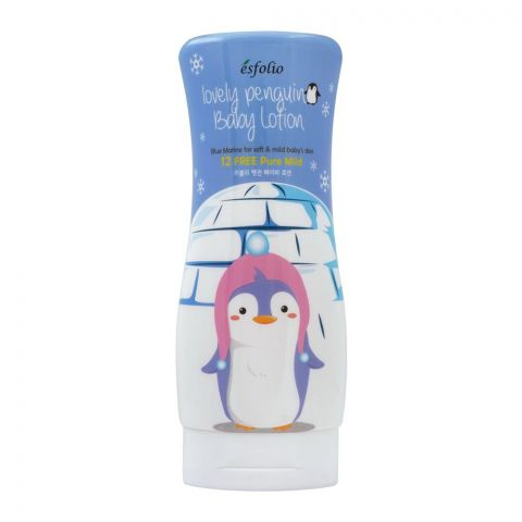 Esfolio Lovely Penguin Baby Lotion, 250ml