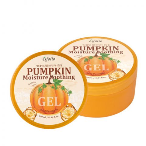 Esfolio Pumpkin Moisture Soothing Gel, 300ml