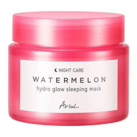 Ariul Watermelon Hydro Glow Sleeping Face Mask, 80g