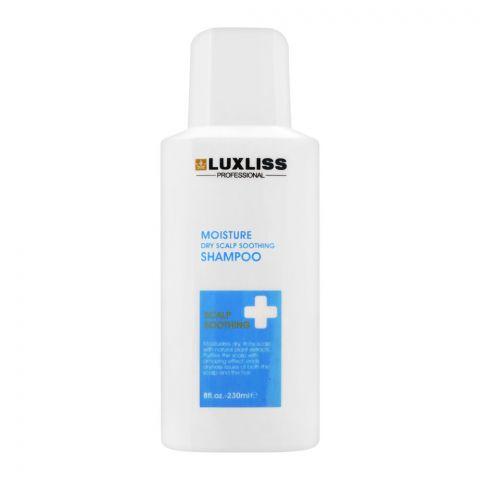 Beaver Luxliss Moisture Dry Scalp Soothing Shampoo, 230ml