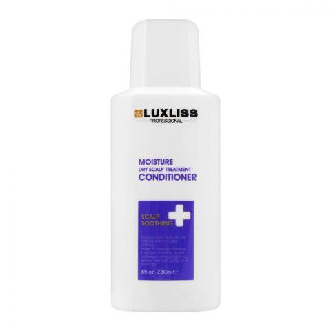 Beaver Luxliss Moisture Dry Scalp Treatment Conditioner, 230ml