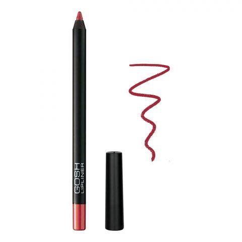 Gosh Velvet Touch Lipliner, 004 Simply Red