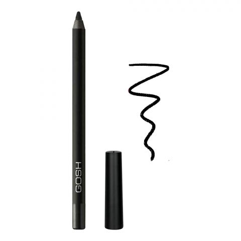 Gosh Velvet Touch Eye Liner, 023 Black Ink