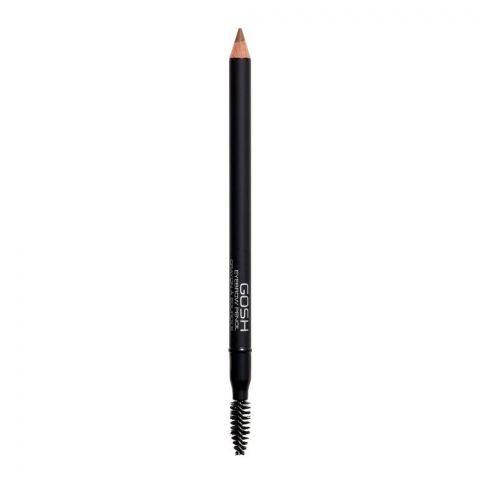 Gosh Eyebrow Pencil, 01 Brown