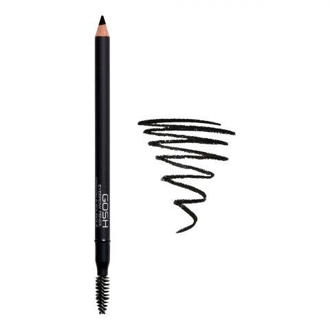 Gosh Eyebrow Pencil, 02 Soft Black