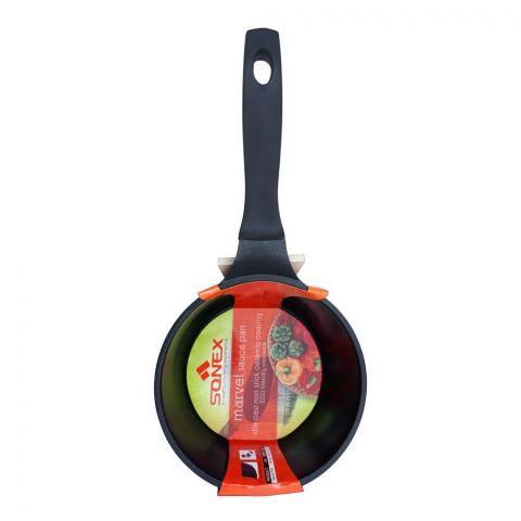 Sonex Marvel Die Cast Sauce Pan, 18cm, 52250