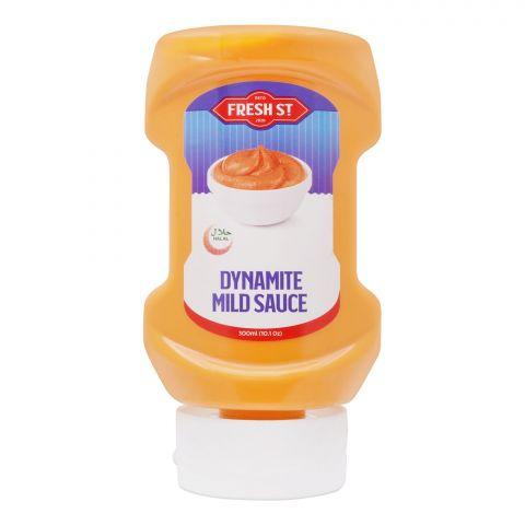 Fresh Street Dynamite Mild Sauce, 300ml