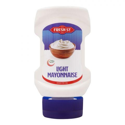 Fresh Street Light Mayonnaise, 300ml