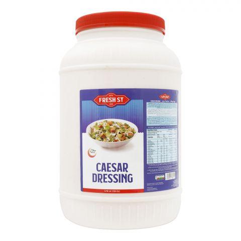 Fresh Street Caesar Dressing, 3.78 Liters