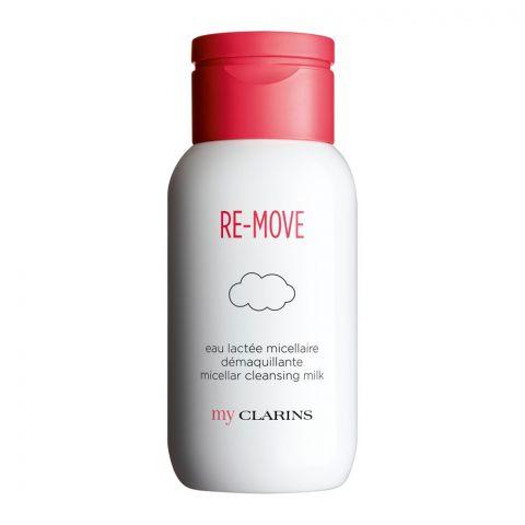 Clarins My Clarins Re-Move Micellar Cleansing Milk, 200ml