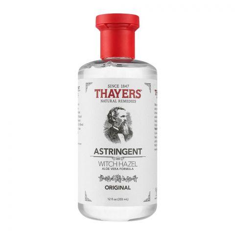 Thayers Witch Hazel Original Astringent, 355ml