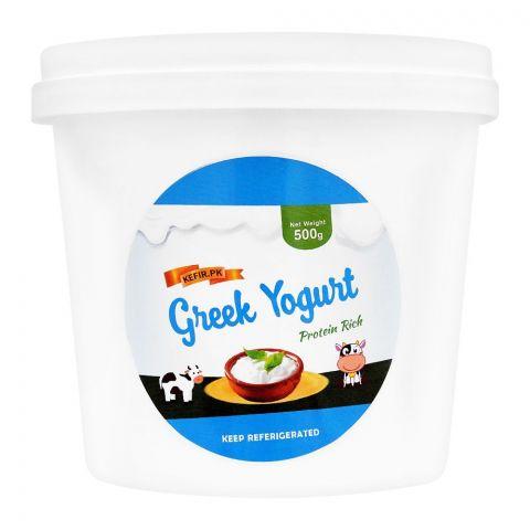 Kefir Blueberry Greek Yogurt, 500g