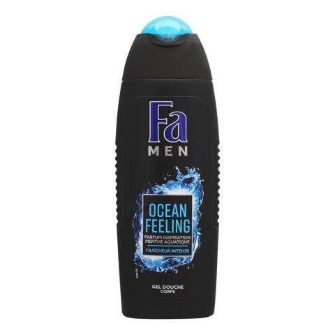 Fa Men Ocean Feeling Intense Freshness Shower Gel, 250ml