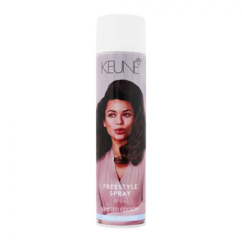 Keune Freestyle Limited Edition Hair Spray, N-86, 300+100ml
