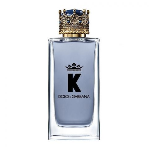 Dolce & Gabbana K Eau De Toilette, Fragrance For Men, 100ml