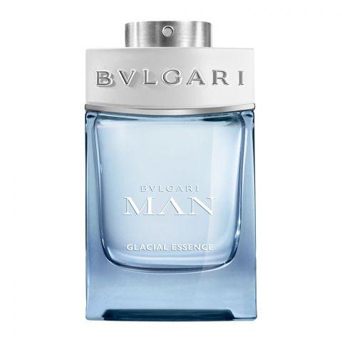 Bvlgari Man Glacial Essence Eau De Parfum, Fragrance For Men, 100ml
