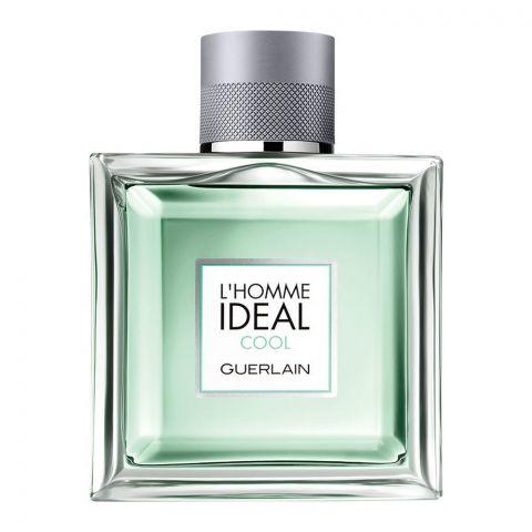 Guerlain L'Homme Ideal Cool Eau De Toilette, Fragrance For Men, 100ml