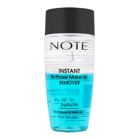 J. Note Instant Bi-Phase Make Up Remover