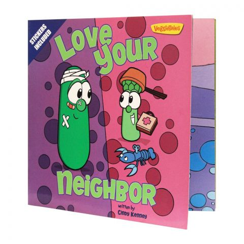 Love Your Neighbour / Veggie Tales Book