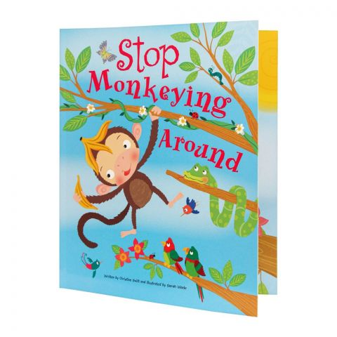 Stop Monkeying Around Book