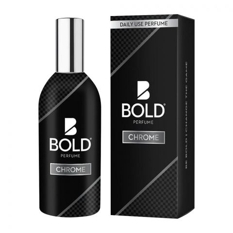 Bold Chrome Daily Use Perfum, 100ml