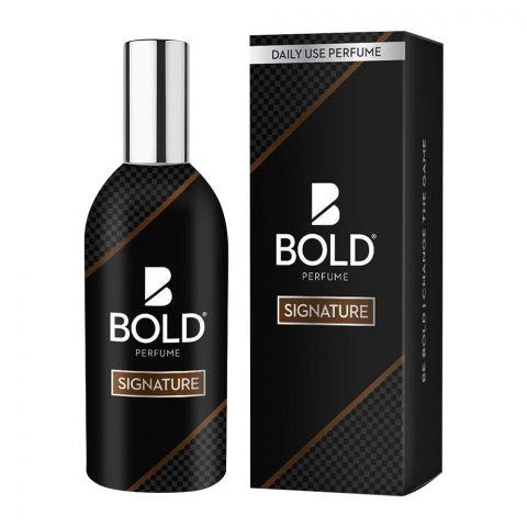 Bold Signature Daily Use Perfum, 100ml
