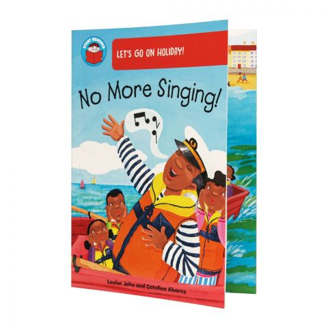 Lets Go On Holiday! No More Singing! Book
