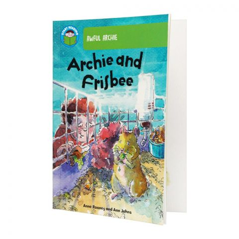 Awful Archie: Archie And Frisbee Book