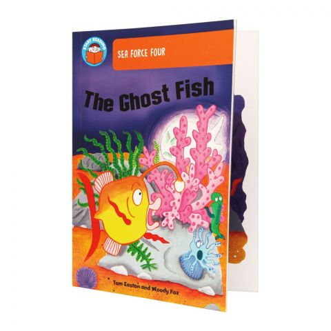 Sea Force Four The Ghost Fish Book