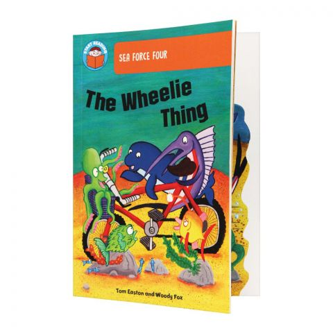 Sea Force Four The Wheelie Thing Book