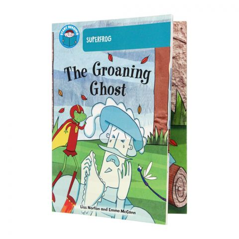 Super Frog The Groaning Ghost Book