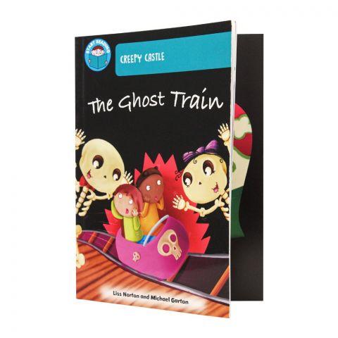 Creepy Castle The Ghost Train Book