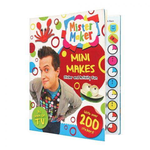 Mister Maker Mini Makes Book