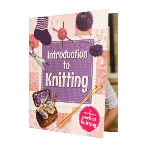 Introduction To Knitting Book