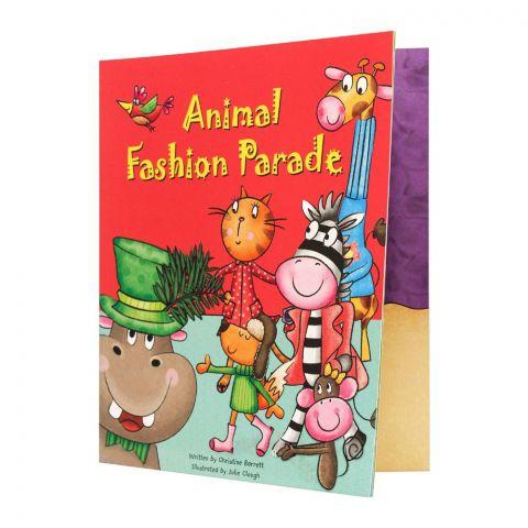 Animal Fashion Parade Book