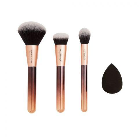 Makeup Revolution Infinite Base Brush Set