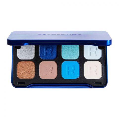 Makeup Revolution Forever Dynamic Eyeshadow Palette, Tranquil