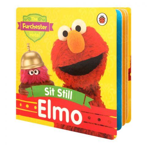 Sit Still Elmo Book