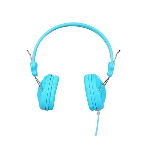 Hoco W5 Digital Stereo Headphone, Blue