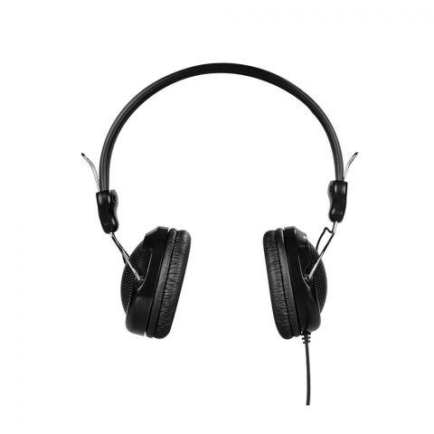Hoco W5 Digital Stereo Headphone, Black