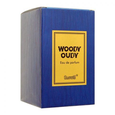 Surrati Woody Oudy Eau De Parfum, Fragrance For Men, 100ml